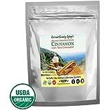 Organic Ceylon Cinnamon Powder Ground 1 lb, True Cinnamon from Ceylon, Premium Grade w/E-Book.