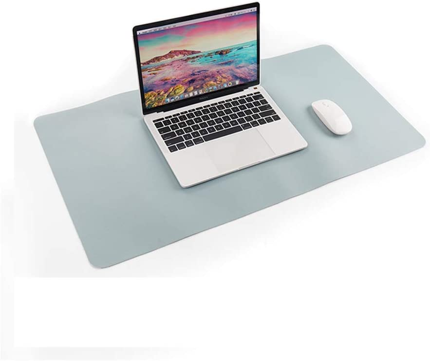 Game Non-Slip Waterproof Mouse Pad Student Desk Pad Desk Pad Mouse Pad Suitable for Desktop Computer//Notebook,B,1200x600mm