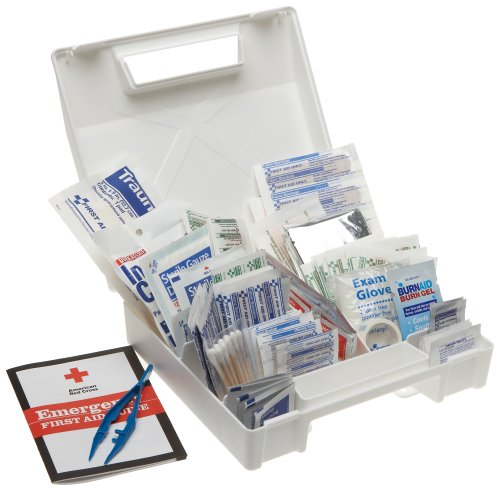 092265321341 - First Aid Only 200 Piece All Purpose Kit- Large Plastic Case- 1 ea. carousel main 1