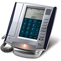 LCD Phone with Talking Caller ID