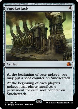 Magic: the Gathering - Smokestack - From the Vault: Annihilation - Foil