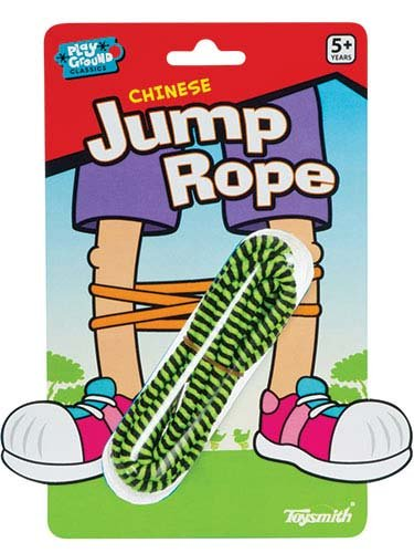 Chinese Jumprope Colors May Vary