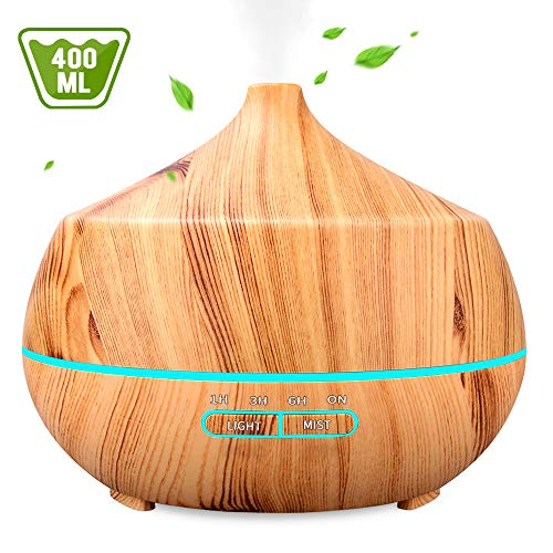 INSMART Aromatherapy Essential Ultrasonic Humidifier product image