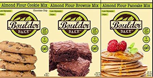 Gluten Free, Grain Free, Paleo, Vegan, Baking Mix 3 Count