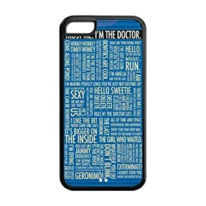 6 4.7 Phone Cases, Dr.Who Quotes Hard TPU Rubber Cover Case for iphone 6 4.7