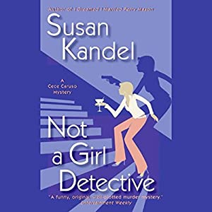 Not a Girl Detective Hörbuch