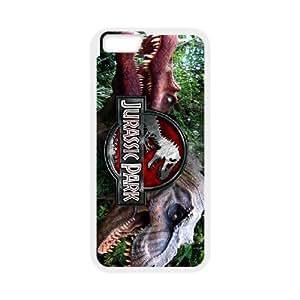 iPhone 6 4.7 Inch Cell Phone Case White Jurassic Park U1Q8W