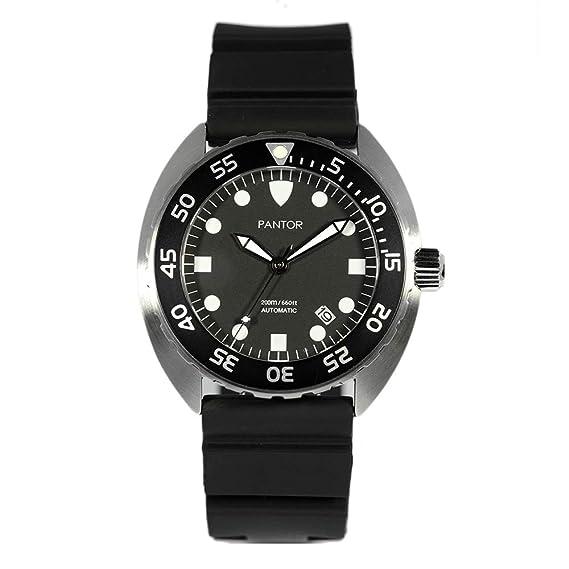 acquista l'originale guarda bene le scarpe in vendita comprare in vendita Dive orologi Pantor Nautilus 200 m grande taglia 45 mm ...
