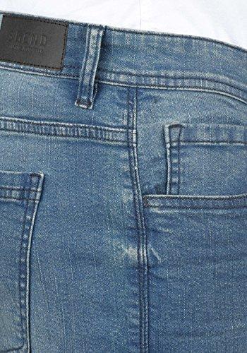 76201 Denim Twister Blend Middleblue Uomo Da Jeans R0anwZqA