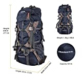 WASING 55L Internal Frame Backpack for Outdoor