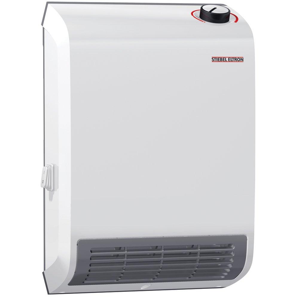 Stiebel Eltron CK Trend Wall-Mounted Electric Fan Heater, 1500W, 120V