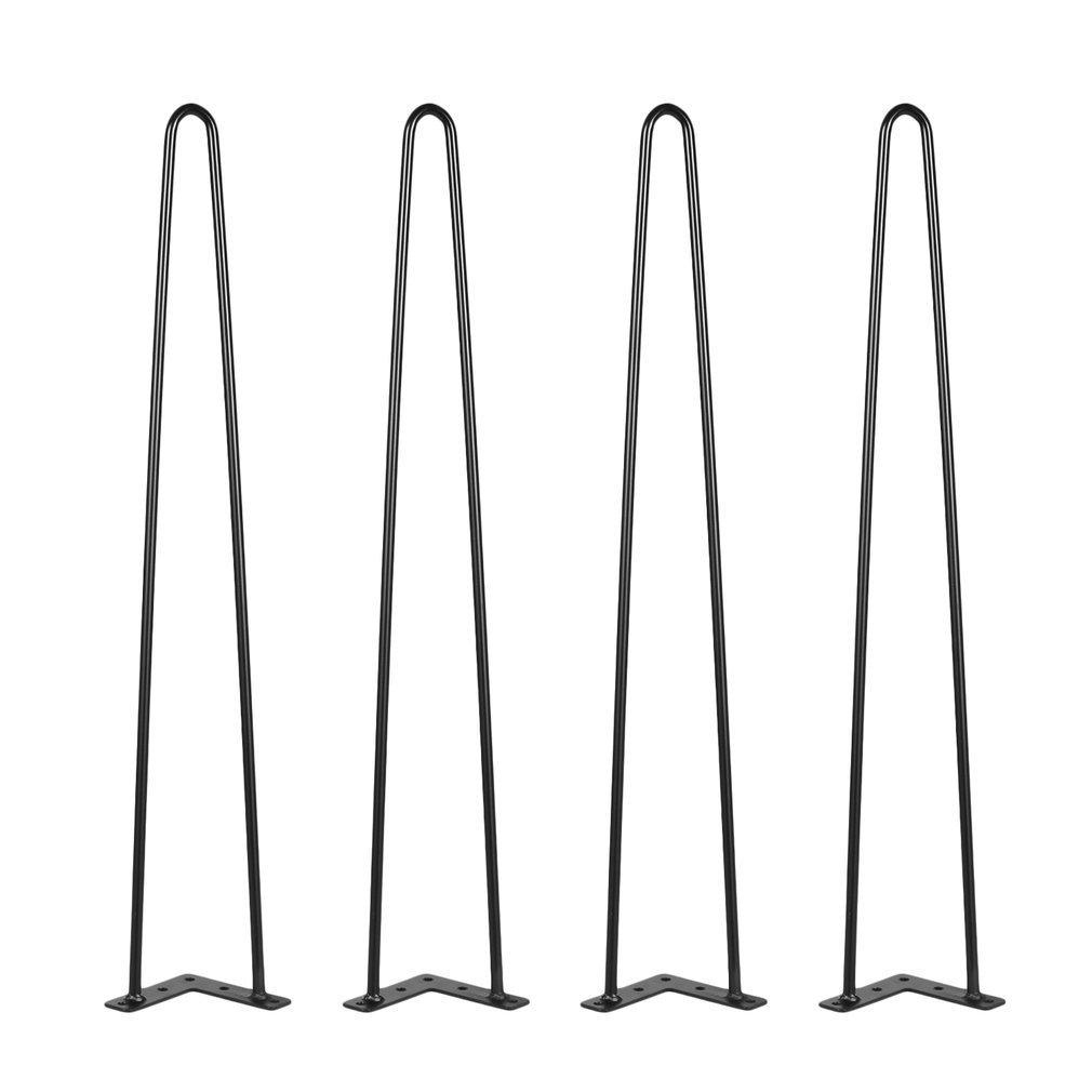 Hairpin Table Legs 30 Heavy Duty Hairpin Legs Set For 4 Heavy
