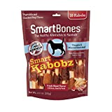 SmartBones Kabobz Rawhide Free Dog Chews 18PK