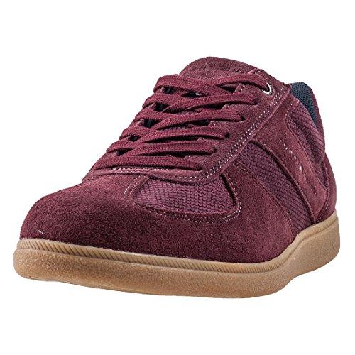 Tommy Hilfiger Herren D2285anny 1b Sneaker Burgundy