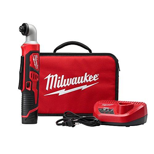 Impact Angle Driver 1/4 (Milwaukee 2467-21 M12 1/4