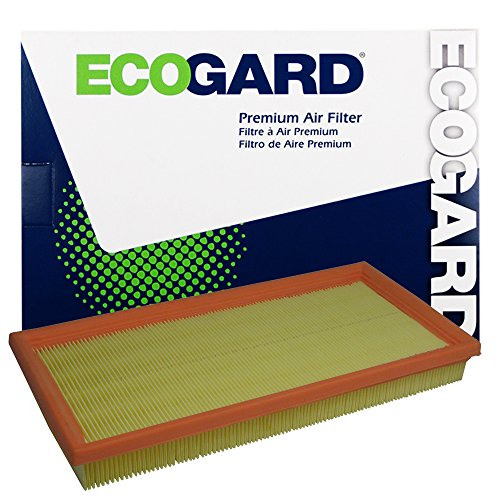 ECOGARD XA3436 Premium Engine Air Filter Fits Volvo 240, 244, 245, 242, 264, DL, GLE 264 Air Filter