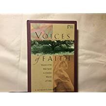 Voices of Faith Bible-GW: Women of the Bible Speak to Christian Women of Today: A Woman's Personal Study Bible