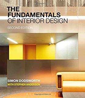 Amazon The Fundamentals Of Interior Design 9782940373925