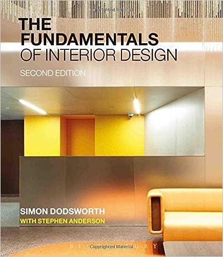 Amazoncom The Fundamentals of Interior Design 9781472528537