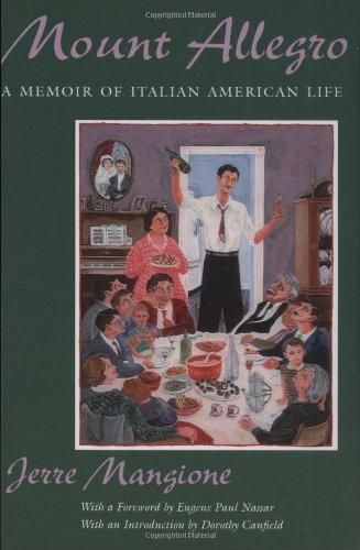 - Mount Allegro: A Memoir of Italian American Life (New York Classics)