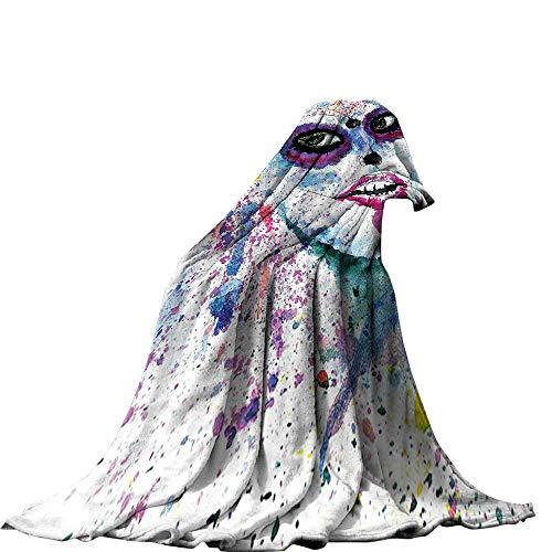 Super Soft Throw Blanket Custom(90