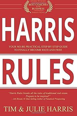 Tim Harris (Author), Julie Harris (Author)(148)Buy new: $14.95