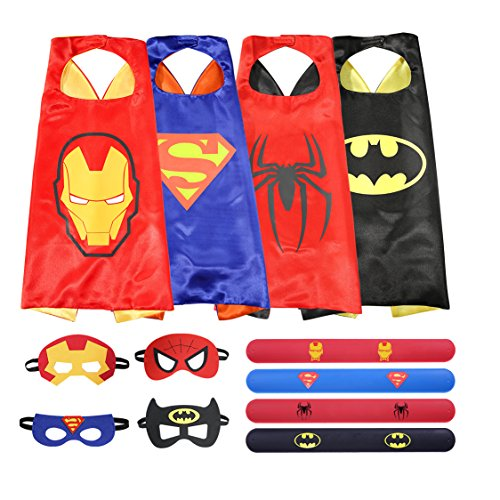 Ecpar (Superhero Costumes Child)