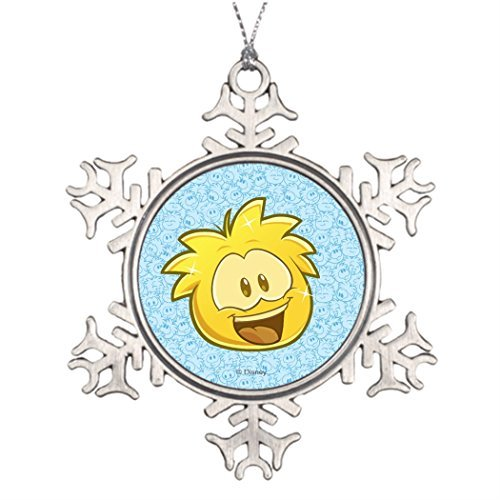 Butter Tisse Tree Decorating Ideas Golden Puffle Wedding Snowflake Ornament -