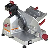 Berkel 825A-PLUS 10'' Manual Gravity Feed Meat Slicer - 1/3 hp