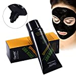 Peel off Blackhead Mask,Blackhead Remover Tools,Remove Blackhead,Deep Cleansing Peel Off Mask,Black Mask,Facial Cleansing,Absorbs Dirt & Oil