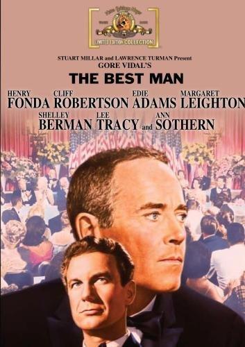 The Best Man by Henry Fonda (The Best Man Fonda)