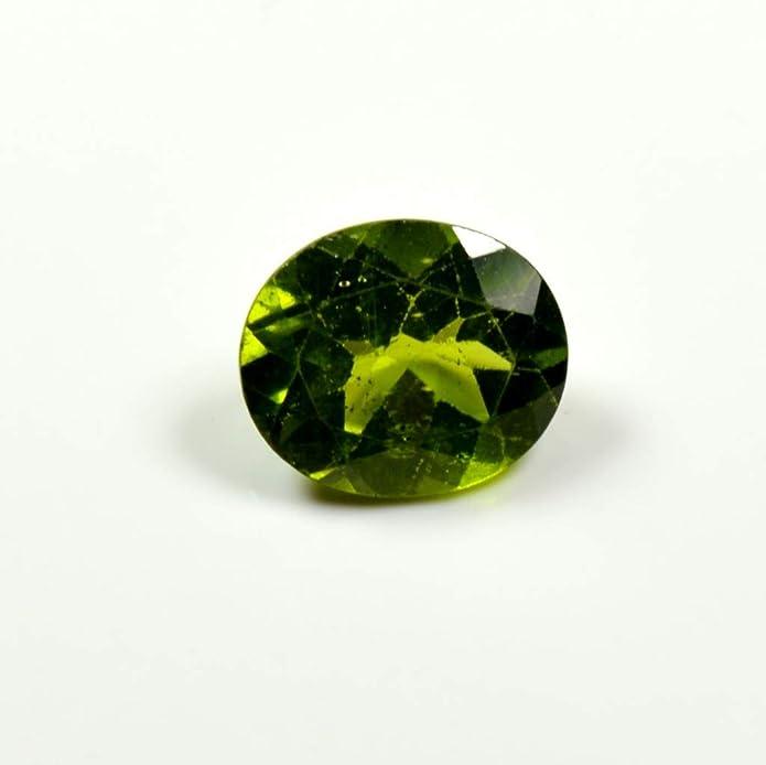 Echter Grüner Ovaler Peridot 6x4mm