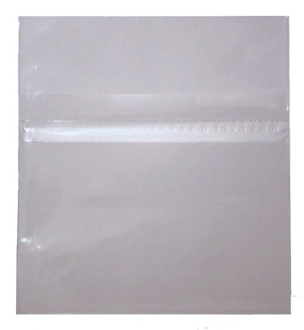 500 OPP Plastic Bag for Standard CD Jewel Case (Standard CD Jewel Case Plastic Wrap)
