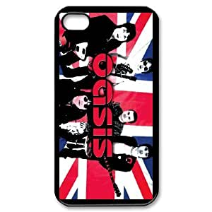 Oasis for iPhone 4,4S Cell Phone Case & Custom Phone Case Cover R81A650553