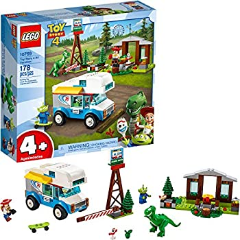 LEGO | Disney Pixar's Toy Story 4 RV Vacation 10769 Building Kit, New 2019 (178 Pieces)