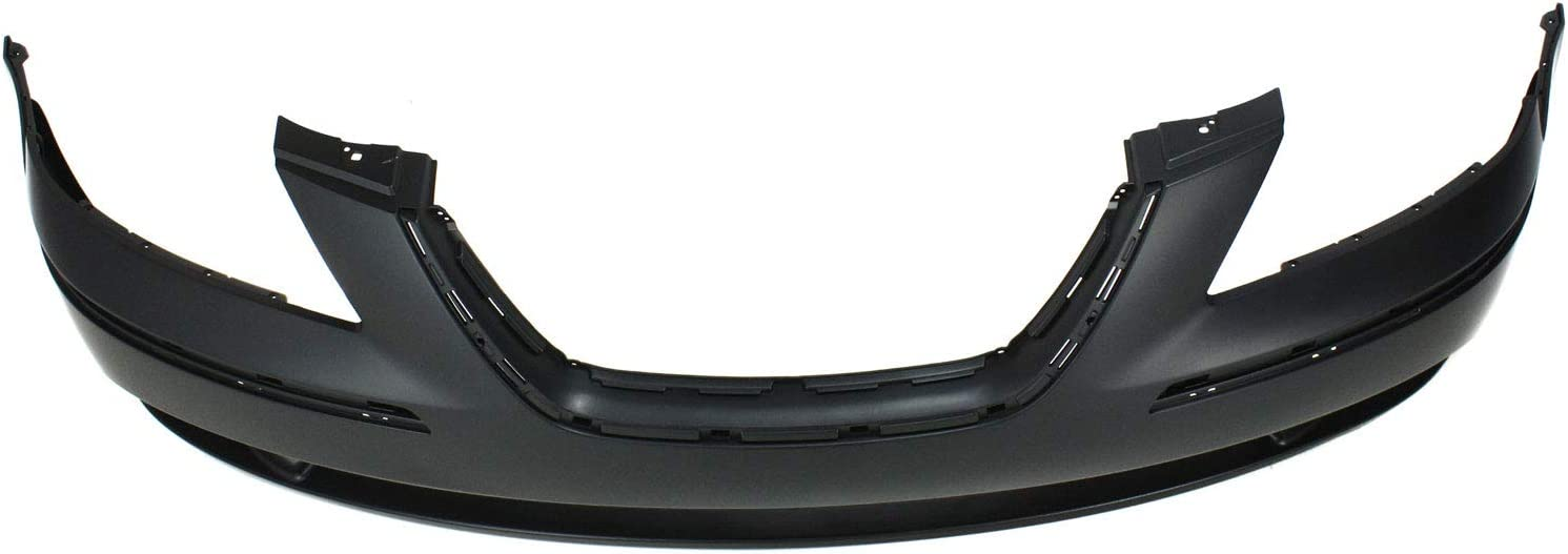 CPP Primed Front Bumper Cover Replacement for 2009-2010 Hyundai Sonata