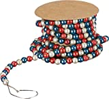 Garland - Patriotic Beads, Set of 3