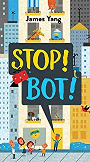 Book Cover: Stop! Bot!