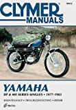 Yamaha Dt and Mx Series Singles, 1977-1983, Clymer Publications Staff and Penton Staff, 0892873310