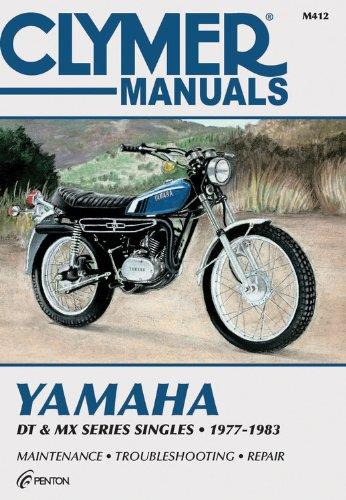 Yamaha DT & MX Series Sngls 77-83 (M412)