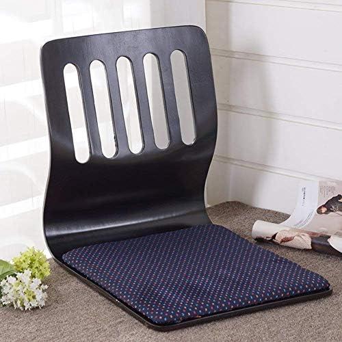 Chaise de Salle de Tatami, Chaise arrière de dortoir de lit Chaise Japonaise sans Jambes Chaise de Dossier de fenêtre de Baie Paresseux