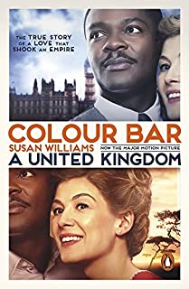 Book Cover: Colour Bar: A United Kingdom