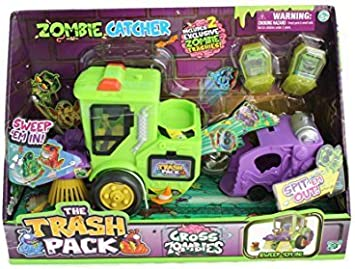 The Trash Pack Trashies Zombie Catcher by The Trash Pack: Amazon ...