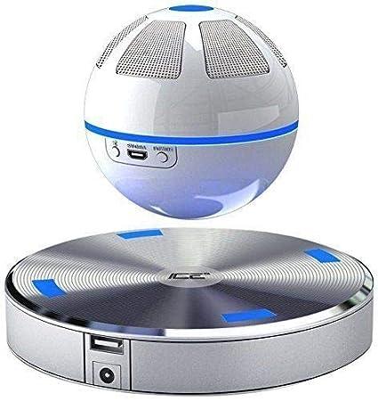 Amazoncom Ice Iceorbwhiteblue Orb Levitatingfloating Wireless
