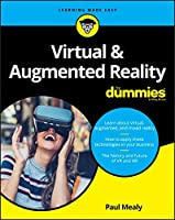 Virtual & Augmented Reality For Dummies Front Cover