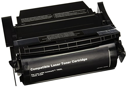 INNOVERA 83865 Laser toner cartridge for lexmark t620, t622, black, remanufactured