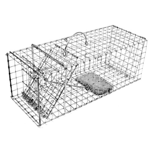 tomahawk original series collapsible trap for skunks