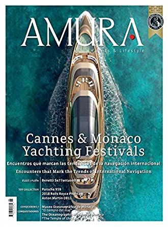 Amura Yachts & Lifestyle January 1, 2018 issue