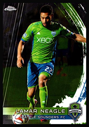 2014 Topps Chrome MLS #29 Lamar Neagle - NM-MT