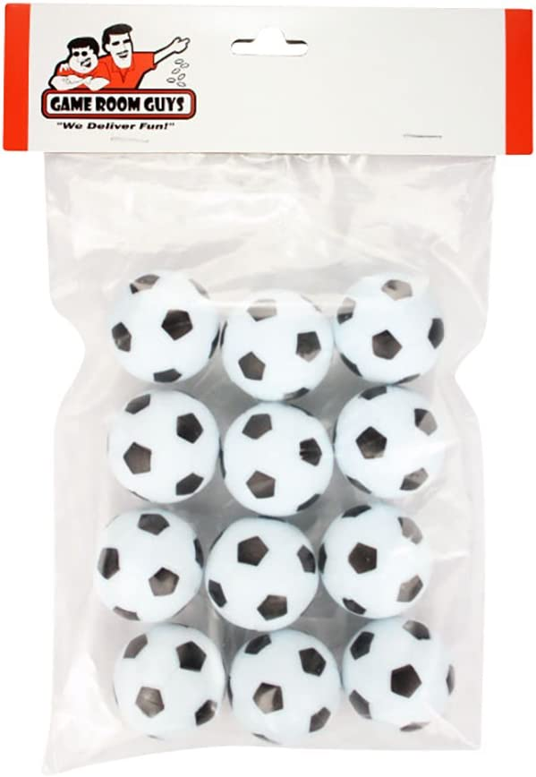 Juego de 12 Balón de fútbol estilo Foosballs para dinamo de ...